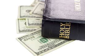 What the Bible says about money and possessions – Adult Sunday School Class