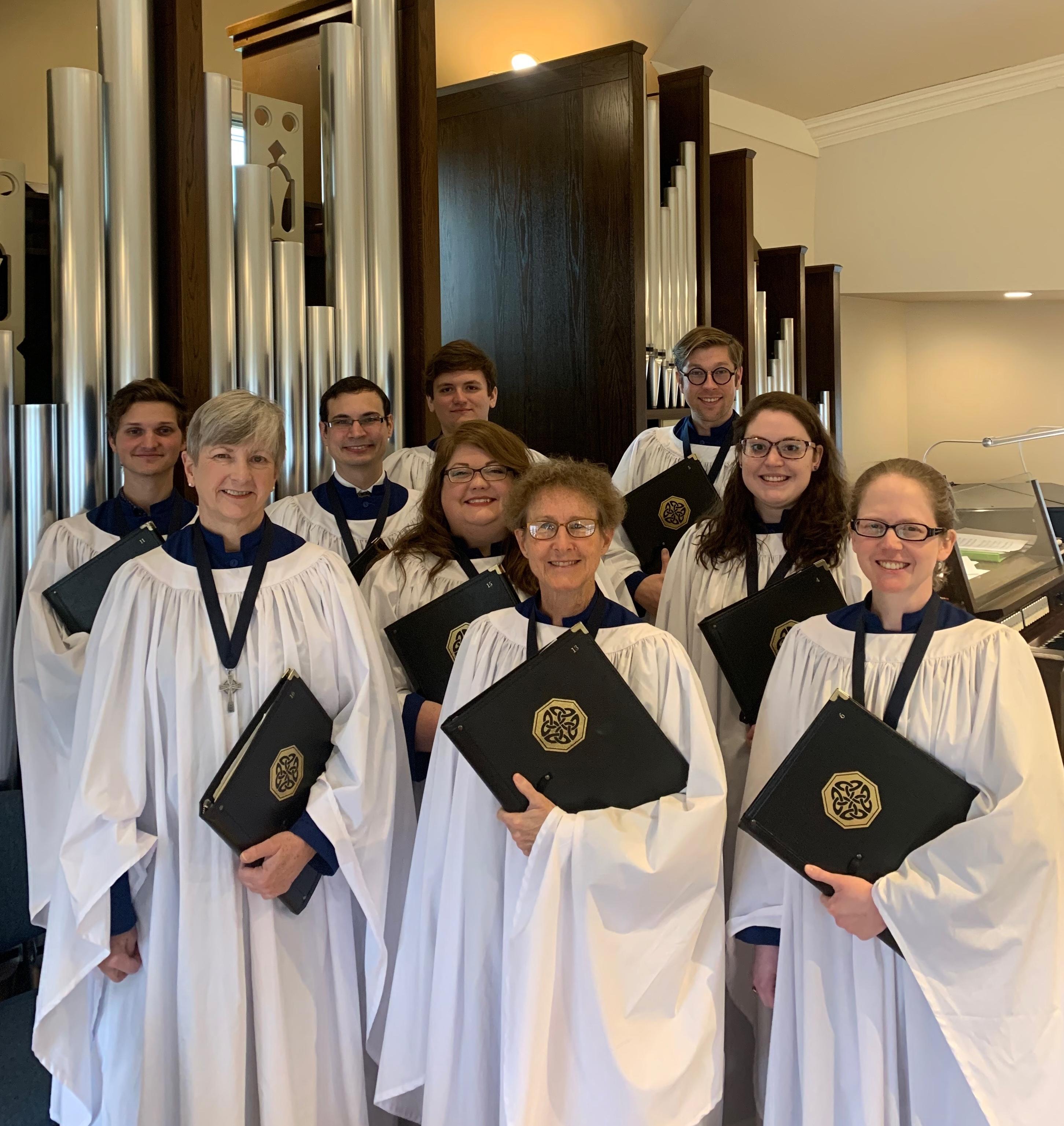 Soprano Choral Scholar Position Open